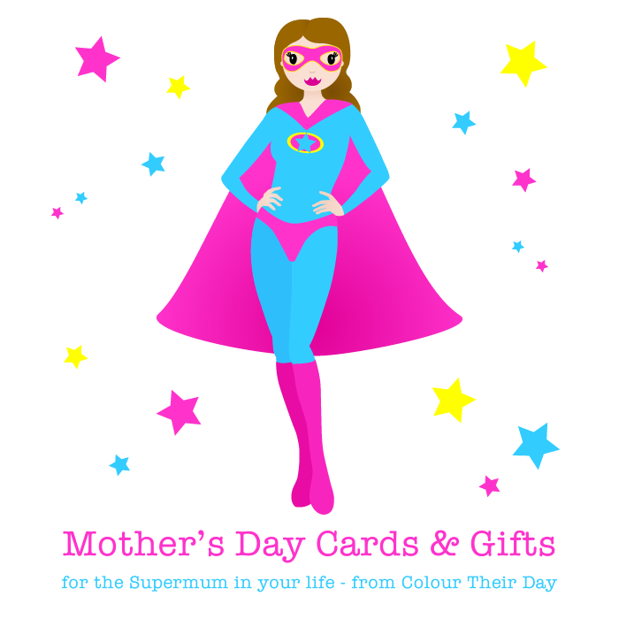 Flat Mother's Day Cards and Gifts