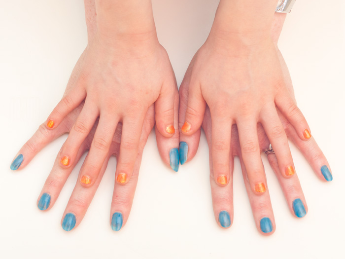 painted-finger-nails