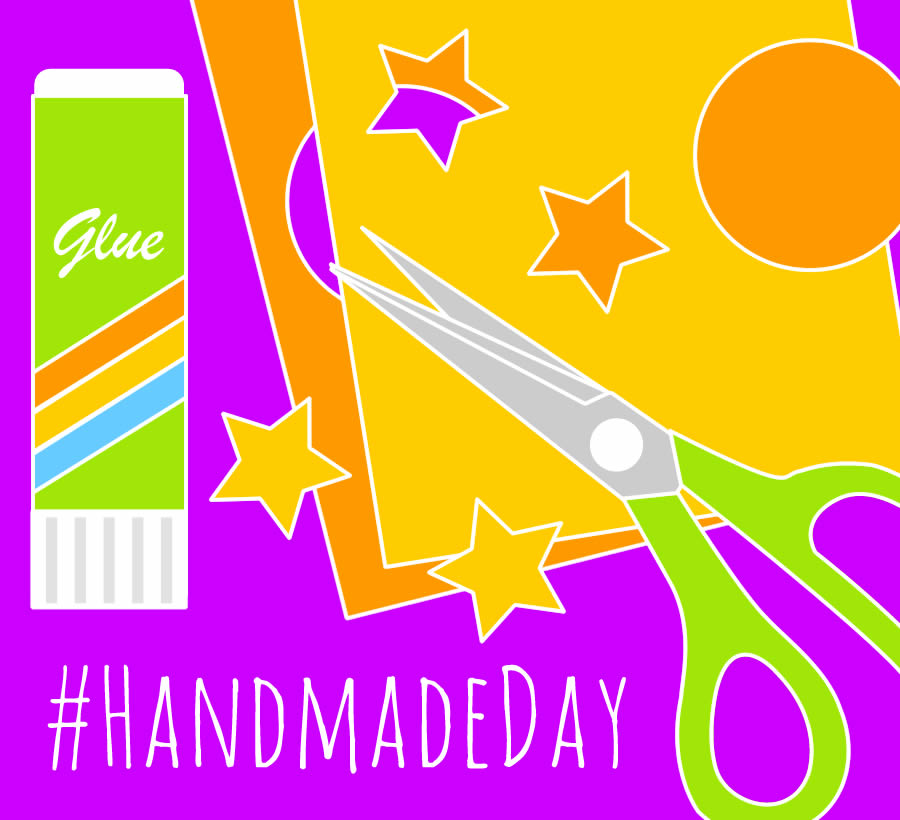Handmade Day - National Stationery Week