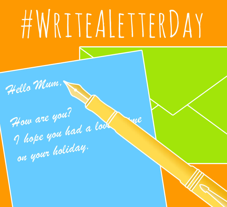 Write A Letter Day - National Stationery Week